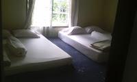 villa puncak cipanas green apple type umi 68..3 kamar tidur