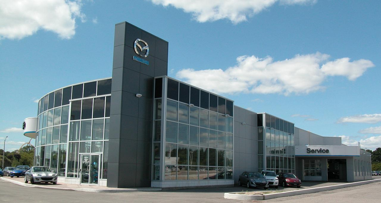 Mazda Auto Dealership Toronto Ontario Maple Mazda