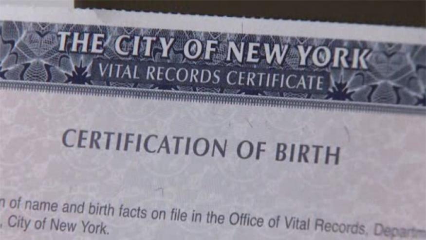 New York City Creates Gender Neutral X Option For Birth