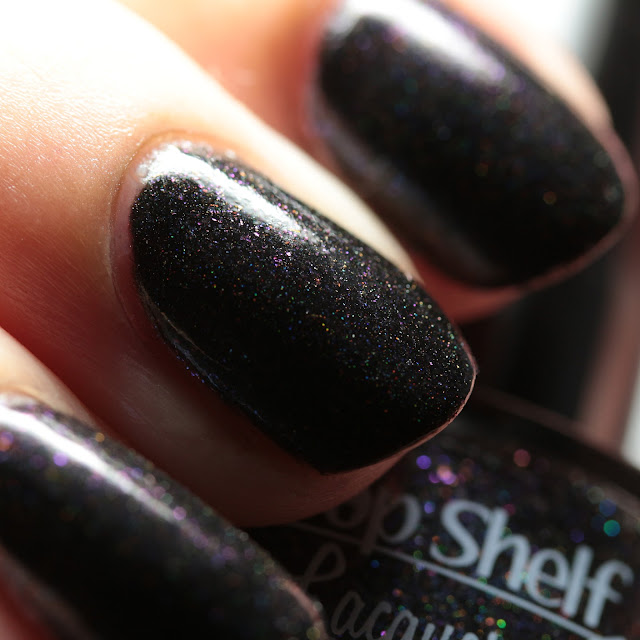 Top Shelf Lacquer Screaming Spirits