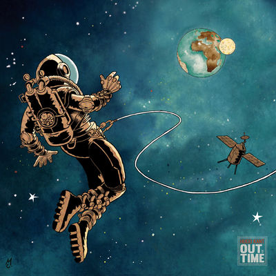 Hugo Kant - Out Of Time - Album Download, Itunes Cover, Official Cover, Album CD Cover Art, Tracklist
