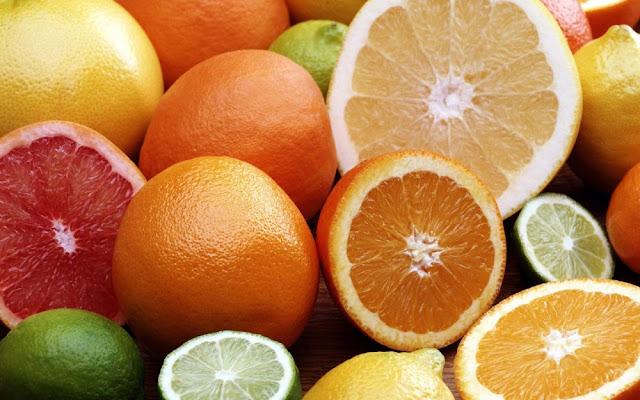 Pro Kas Makanan Elak Sakit Lutut Vitamin C