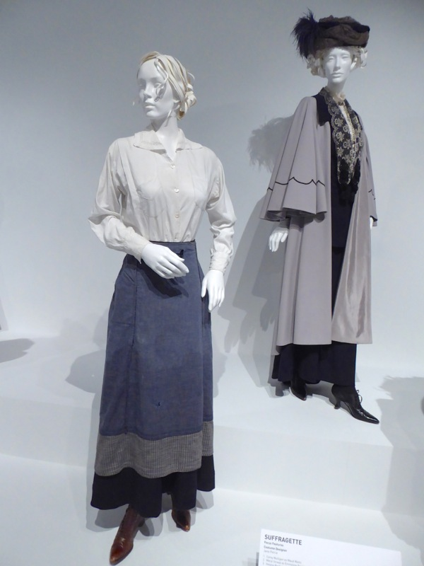 Carey Mulligan Suffragette movie costume