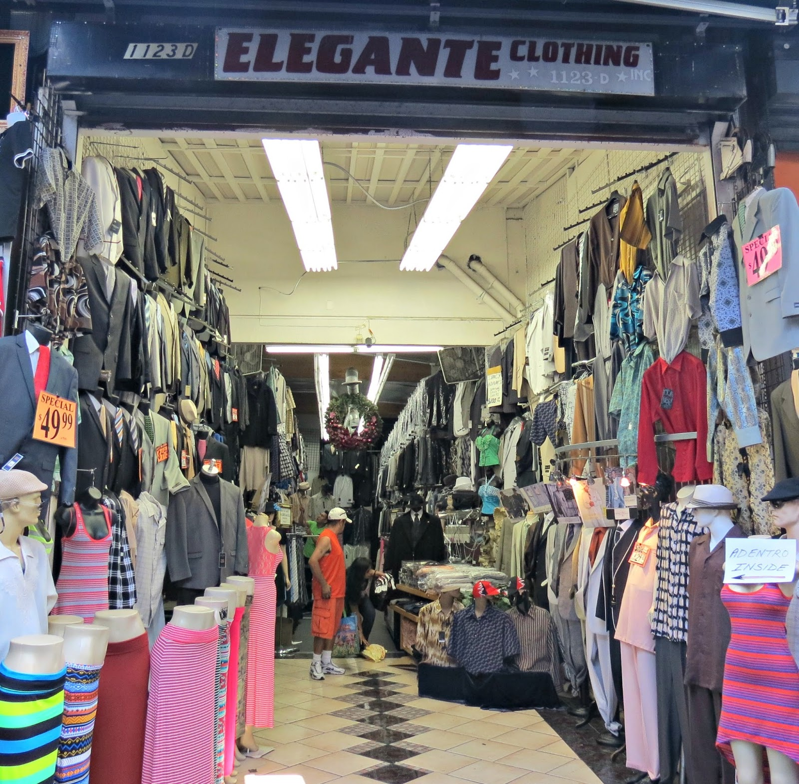 5ab3f648c Well Elegante Clothing is actually a men s clothing store