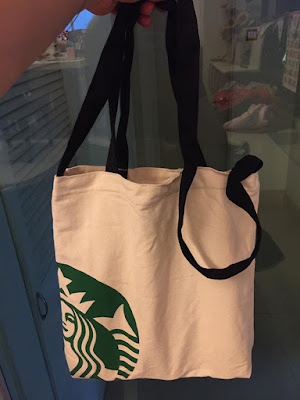 Free Starbucks Malaysia Tote Bag Anniversary Promo