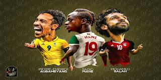 الأن اعلان نتائج جائزة افضل واحسن لاعب في افريقيا لعام 2017 - الفائز بجائزة افضل لاعب في افريقيا امس يوم 4/1/2018 محمد صلاح فيديو