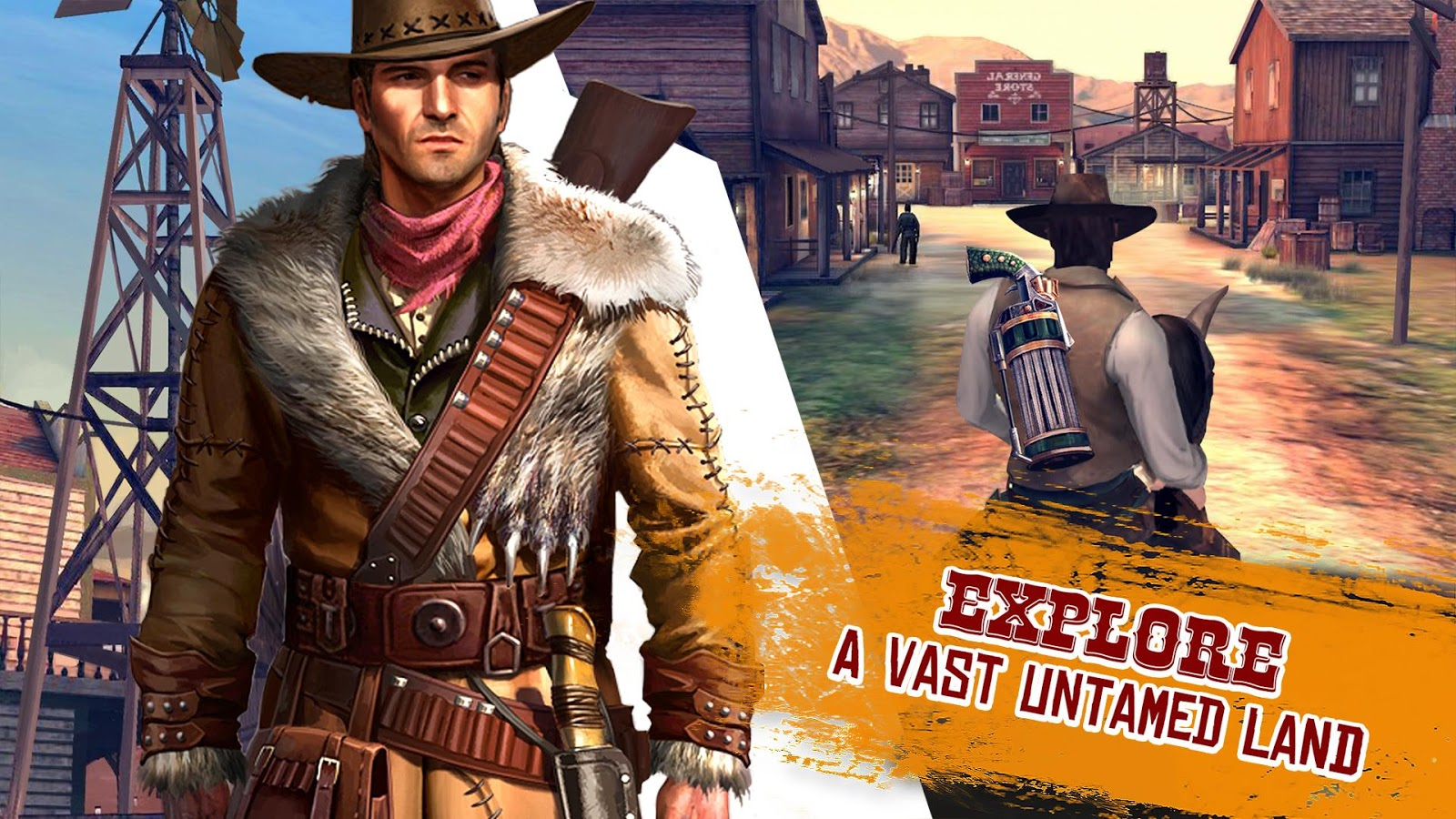 400 MB] Download Red Dead Redemption 2 Like Game For Android