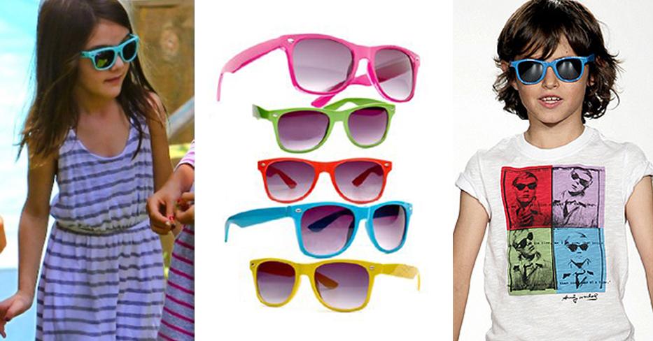 759e9c107 Blog da Carlota: Must have: Óculos de sol para criança Uhu!