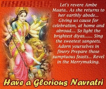 Happy Navratri Photos 2