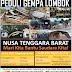GIZA Permata Papua Ajak Masyarakat Peduli Lombok