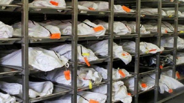 Reportan más de 26 mil cadáveres sin identificar en México