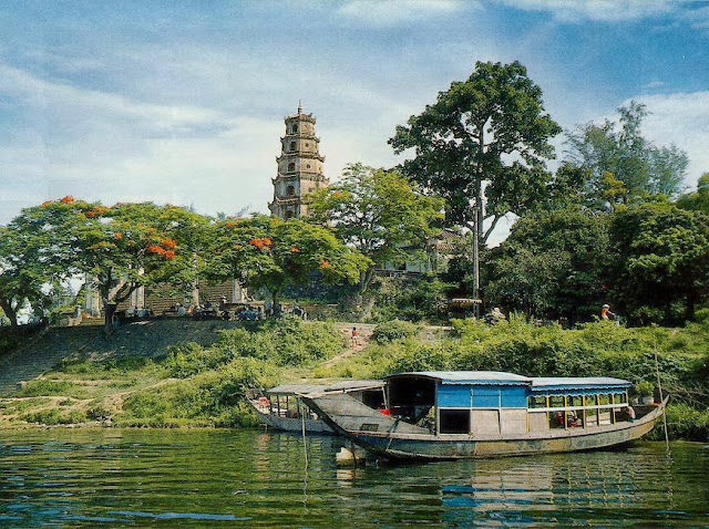 And quiet flows the Huong River 1