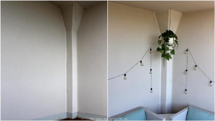 Balkon Makeover