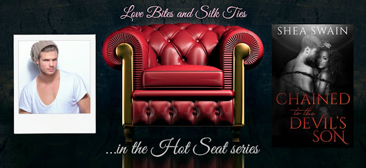 In the #HotSeat: Junior | Chained to the Devil's Son @SheaSwainWrites #IRRomance
