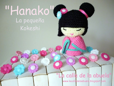 Amigurumi Free Patterns Geisha : Kokeshi Doll Free Amigurumi Patterns Bloglovin
