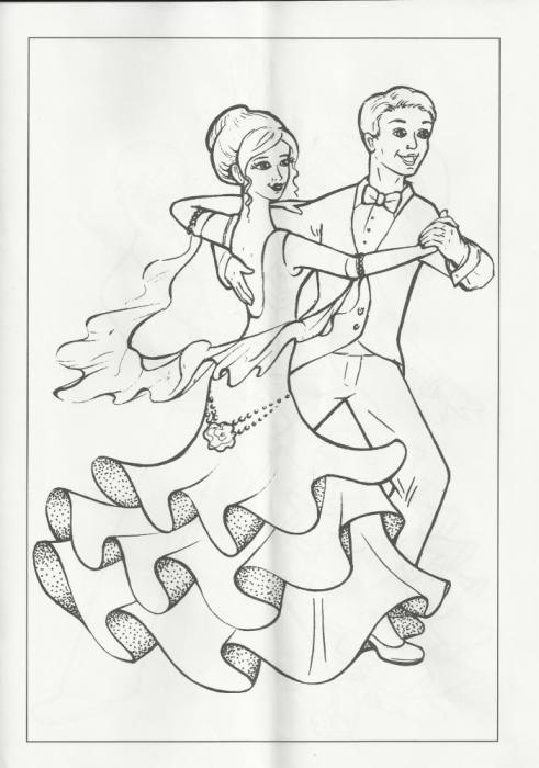 вокал рисунок бальные танцы карандашом изделий