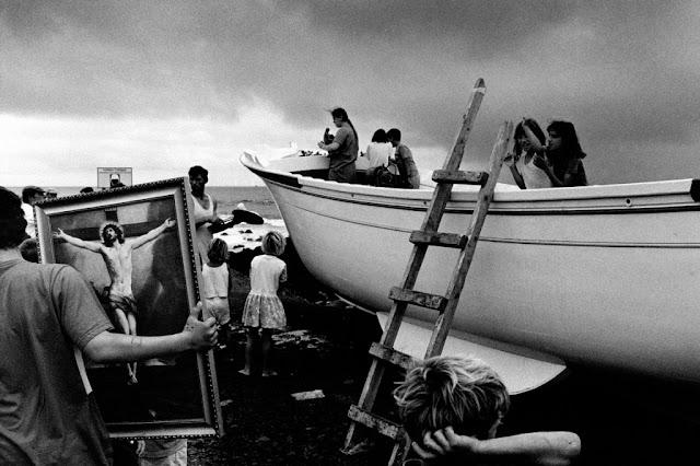 Автор: Пауло Монтейру. «Крещение рыболовного судна»