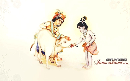 Krishna Janmashtami Whatsapp DP Profile For Free Download