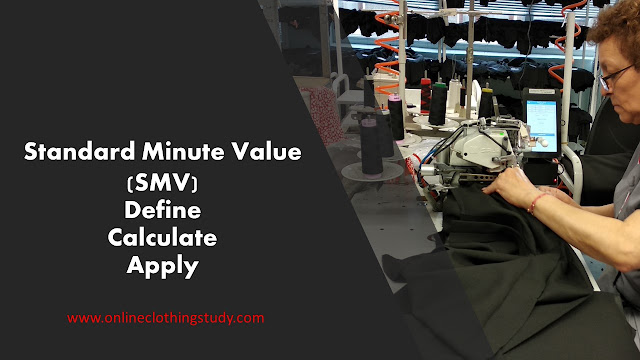Standard minute value calculation