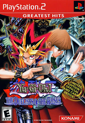 Yu-Gi-Oh! The Duelists of the Roses PS2 GAME ISO
