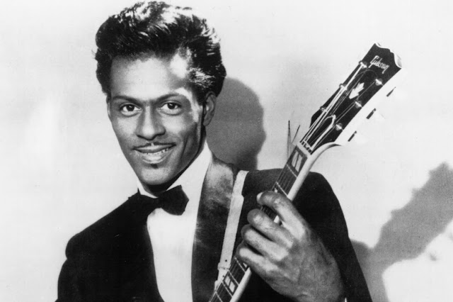Chuck Berry, Rock 'n' Roll Pioneer, Dies at 90