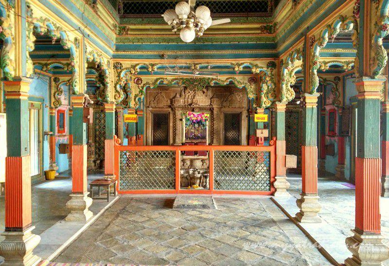 Lovely Dhundiraj Ganesha Temple, Vadodara, Gujarat