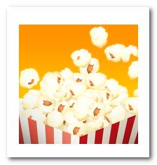 Popcorn Movie Showtimes APK