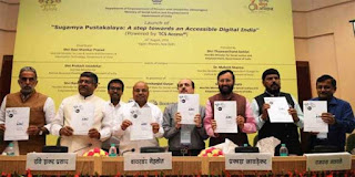 Sugamya Pustakalaya- an online library for persons with visual disabilities launched