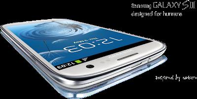 Samsung Galaxy SIII (S3) - Lebih Besar Dan Lebih Bijak