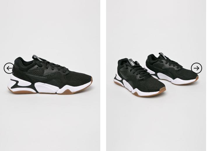 Puma - Pantofi Nova 90 s Bloc