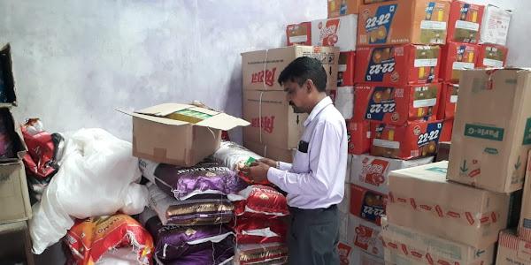 खाद्य एवं औषधि विभाग द्वारा जिले में विभिन्न प्रतिष्ठानो पर निरीक्षण कर कार्यवाही की गई