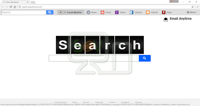 Search.searchema.com (Hijacker)