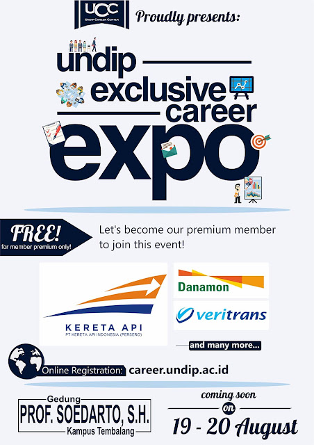 UNDIP Career Expo - Jobfair Semarang