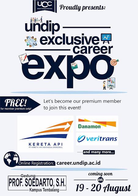 UNDIP Career Expo - Jobfair Semarang