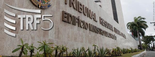 TRF 5 divulga provas e gabaritos do concurso de juiz federal