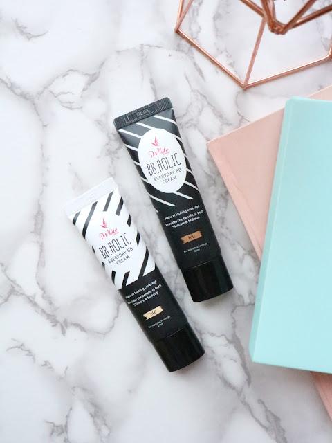 iWhite Korea BB Holic Everyday BB Cream Review