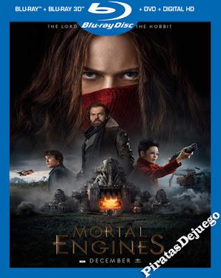 Máquinas Mortales (2018) HD 1080P Latino