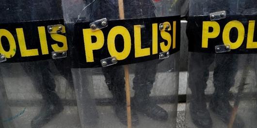 Demo Protes Jokowi dengan Bakar Ban di UKI, 8 Anggota GMNI Ditangkap