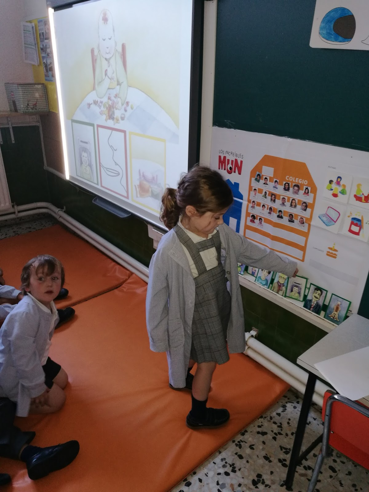 Agustinas Valladolid - 2017 - Infantil 3 - Conciencia Fonologica