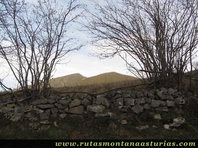 Vista de la Fragua y El Cueto