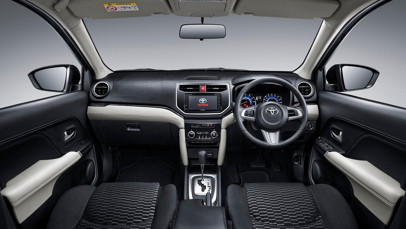 Perubahan dari Toyota Rush yang Membuatnya Layak Dibeli