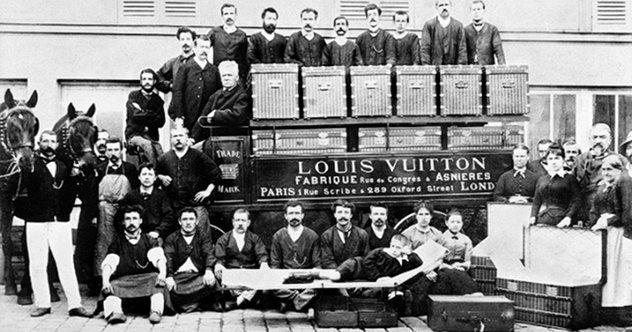 Η οικογένεια Vuitton και οι Ναζί