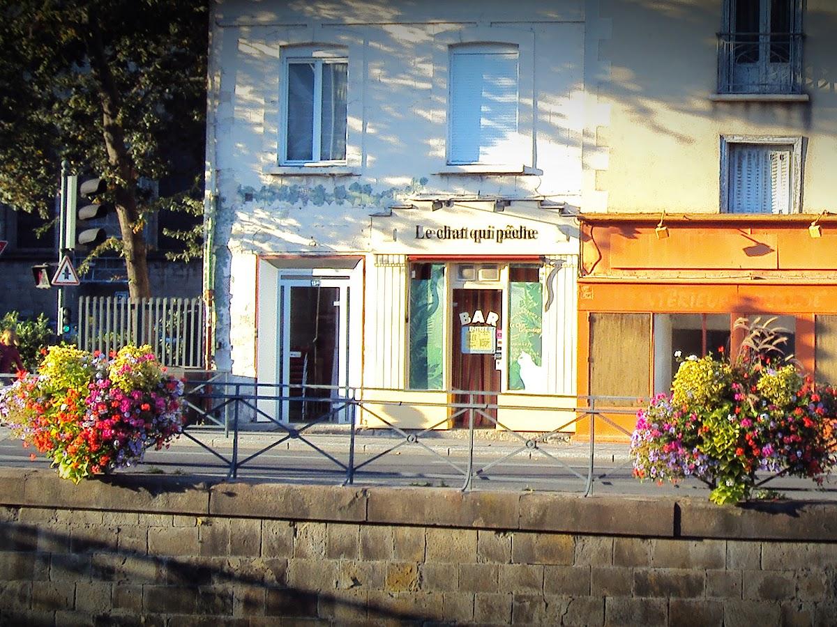 LE CHAT QUI PÊCHE - 2, quai Chateaubriand - 35000 Renne