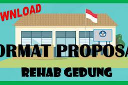 Format Proposal Pengajuan Rehab Gedung Sekolah dan Madrasah