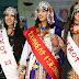 الطالبة الأمازيغية حنان أوبلا تفوز بلقب ملكة جمال الامازيغ لسنة 2967 ومريم اهاني وحنان حيي وصيفات