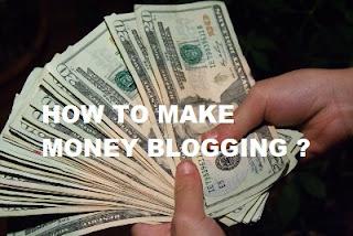 Cara Menghasilkan Uang dari Blog dengan Cepat
