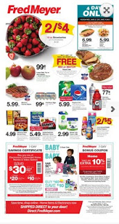 Fred Meyer Weekly Ad May 1 - 7, 2019