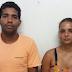 Casal é preso suspeito de tráfico de drogas em Maragojipe