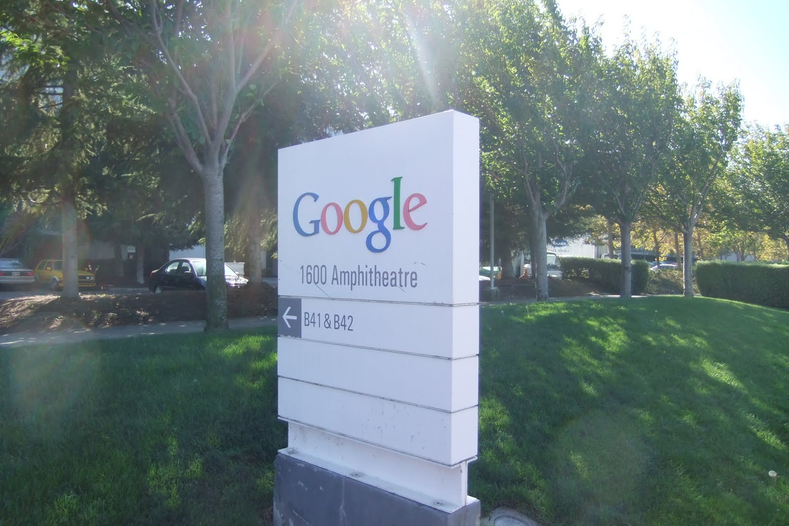 【Googleに行って撮ってきたGoogleの写真】