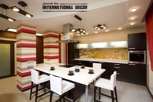 Contemporary Kitchen Lighting Ceiling Lights